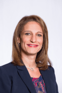 Annette Ginsbourger, Vice President of Client Experience